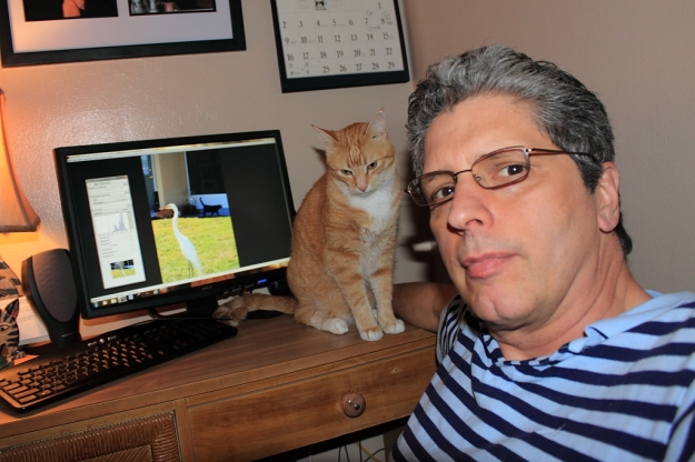 Bad Cat Chris and Chuck
