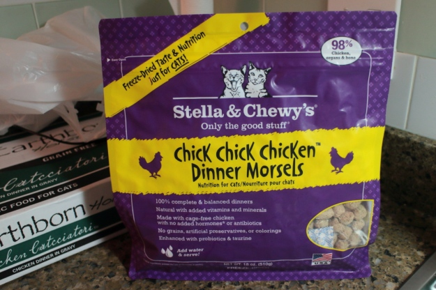 stella and chewey's cat food